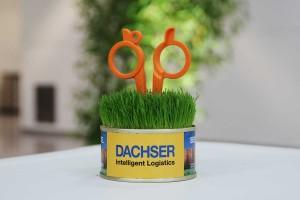 Dachser plantará un árbol por cada visitante de la feria spoga+gafa 2014 que deje su huella en el stand 1