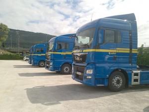 Azkar recorrerá cerca de 170.000 kilómetros para hacer posible La Vuelta a España 2014 1