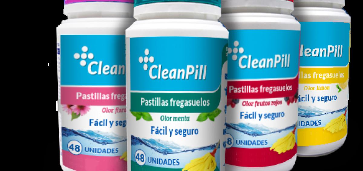 Botes Clean Pill Perfumadas