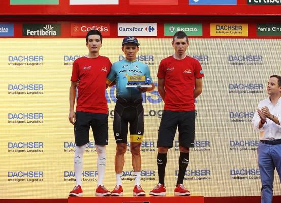 Vuelta España 2017;16 º Circuito de Los Arcos -Logroño 40,200 Km